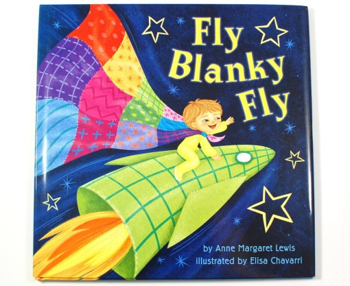 Fly Blanky Fly book