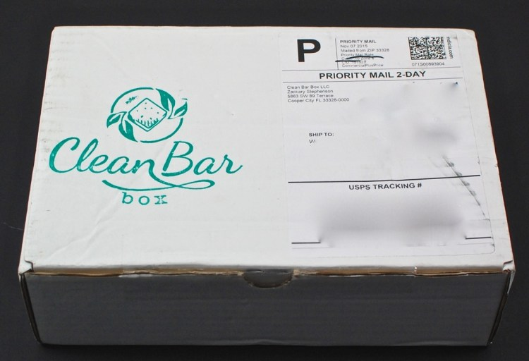 Clean Bar Box