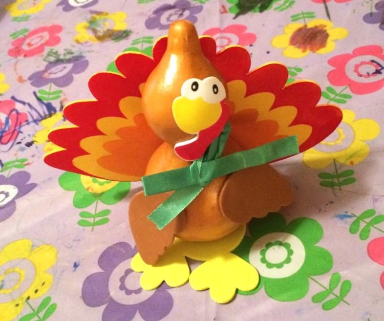 gourd turkey