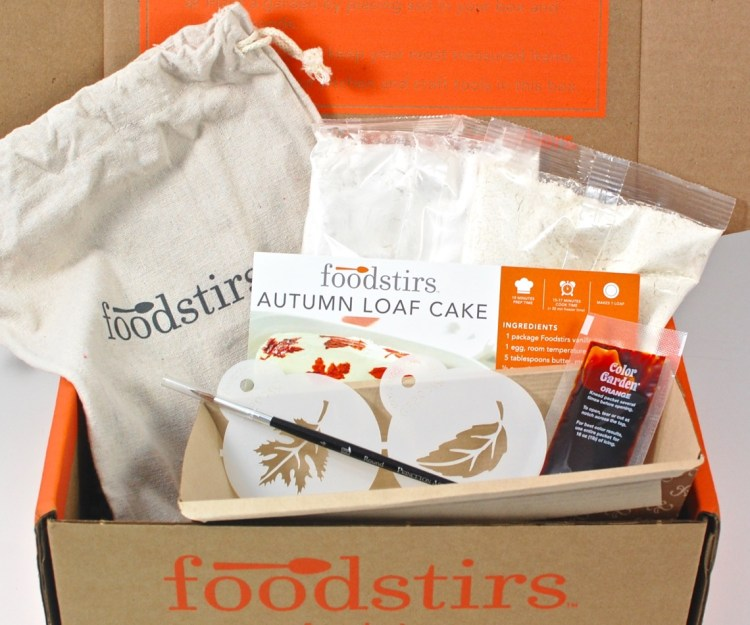 Foodstirs November 2015 Baker's Club Review & Coupon Code