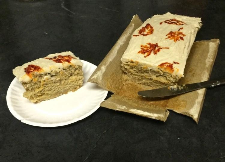 Foodstirs autumn loaf