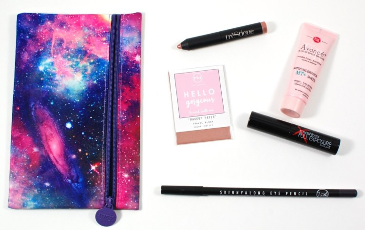 Ipsy November 2015 Glam Bag Review