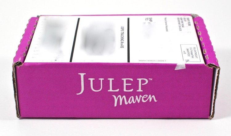 Julep welcome box