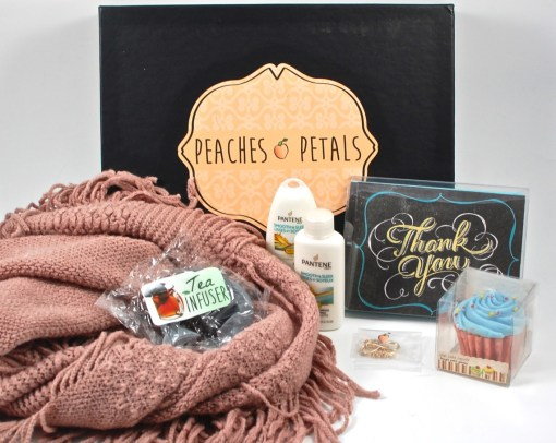November 2015 Peaches & Petals review
