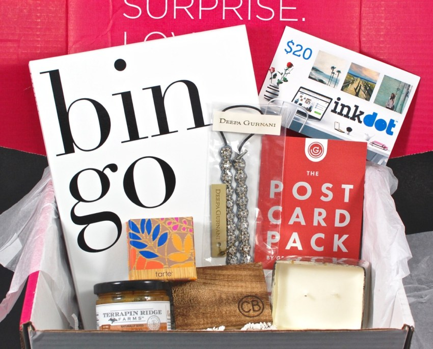 November 2015 POPSUGAR Must Have review