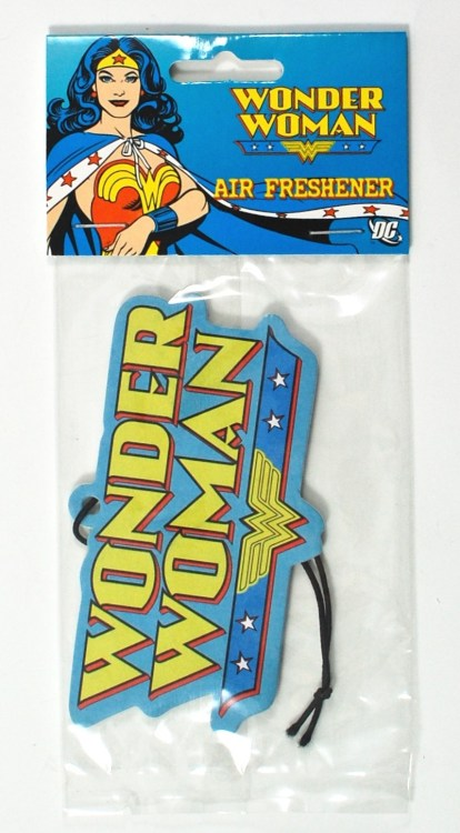 wonder woman air freshener