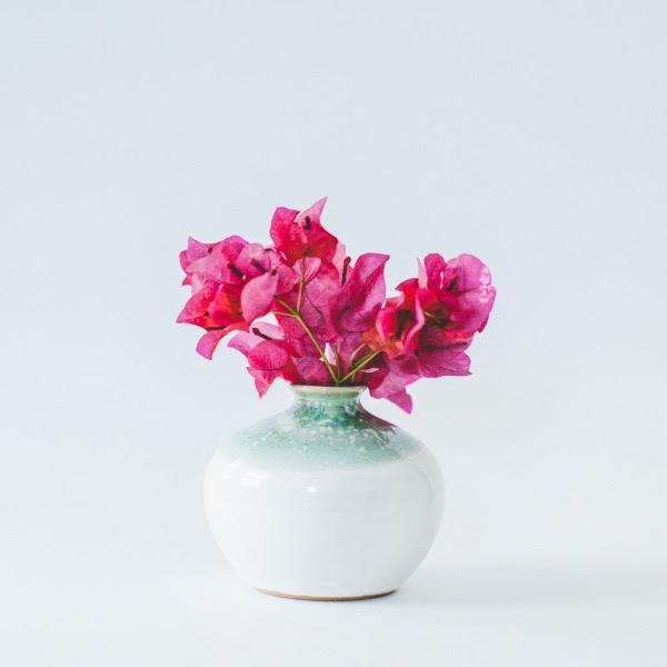 GlobeIn vase