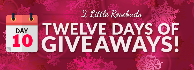 day 10 giveaway
