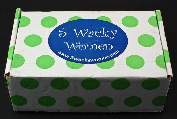 5 wacky women box