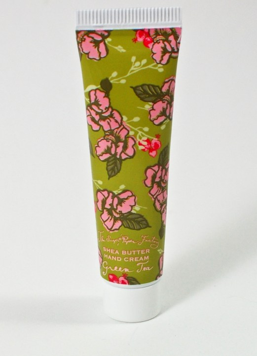 soap & paper factory hand cream