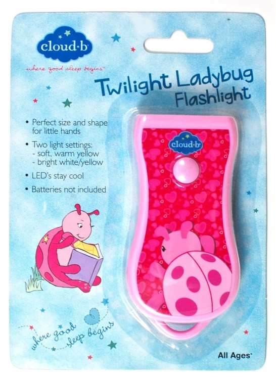 Cloud B ladybug flashlight