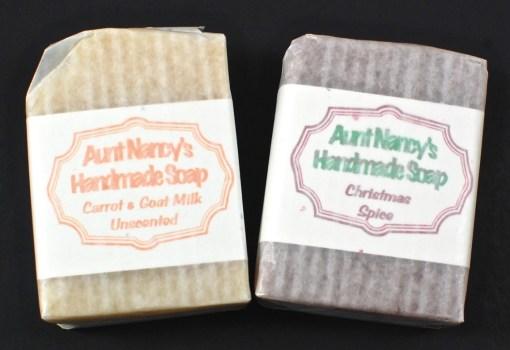 Aunt Nancy's soap