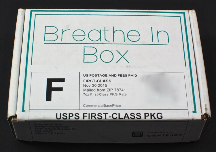 Breathe in Box