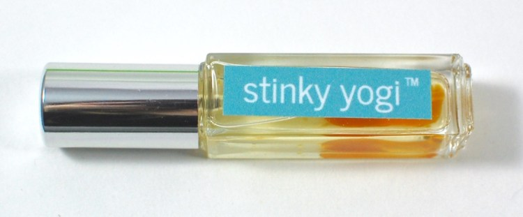 stinky yogi
