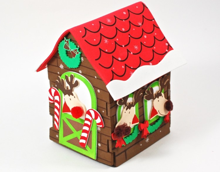 reindeer stable craft