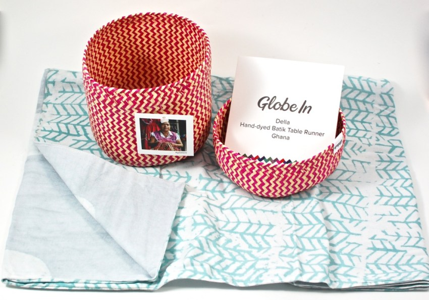 December GlobeIn Benefit Basket review
