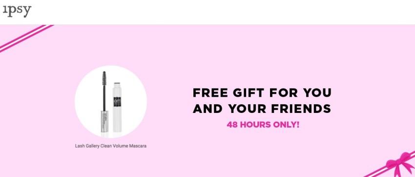 ipsy free gift