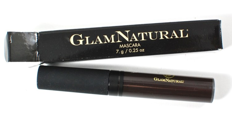 glam natural mascara