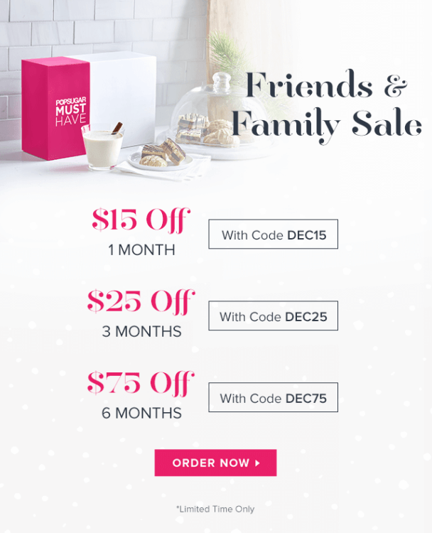 POPSUGAR Must Have Sale – Save up to $75!