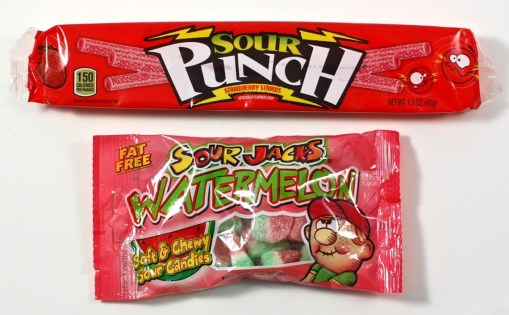 sour punch candy