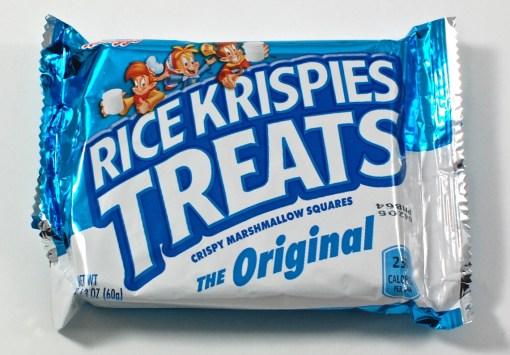 rice krispie treat