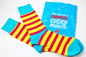 December 2015 Say it with a Sock