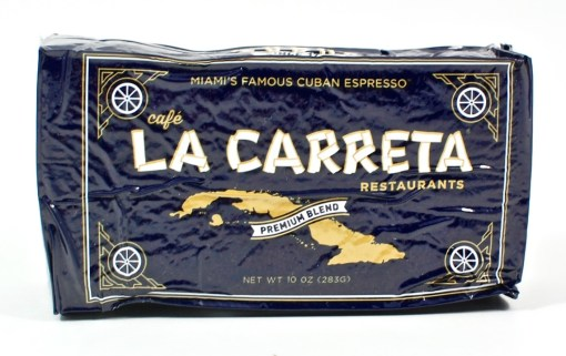 La Carreta coffee