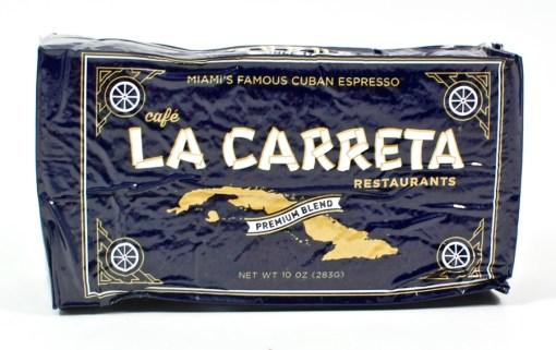 La Carreta coffee