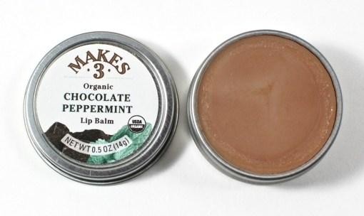 makes 3 lip balm