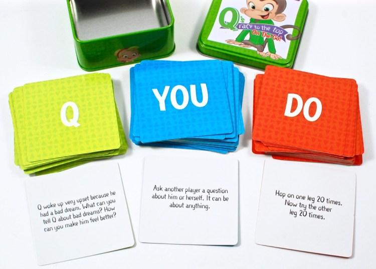 Q cards