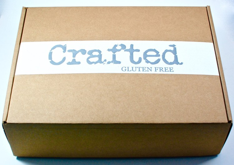 Crafted Gluten Free box
