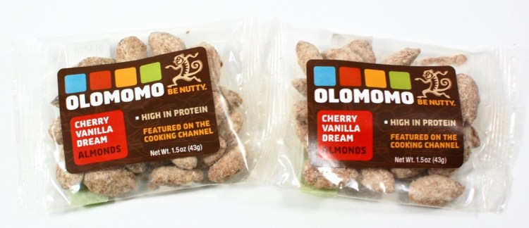 olomogo almonds
