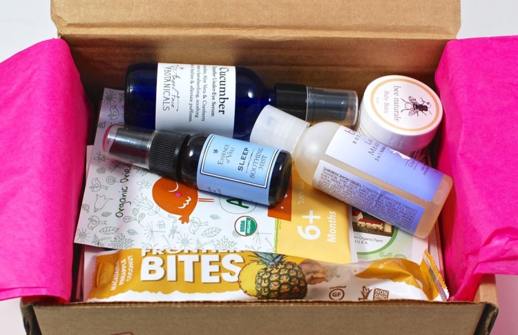 Ecocentric Mom & Baby box