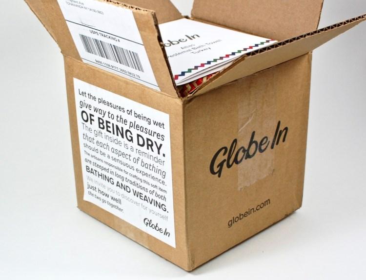 Globein Benefit Basket box