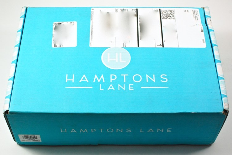 Hamptons Lane box review