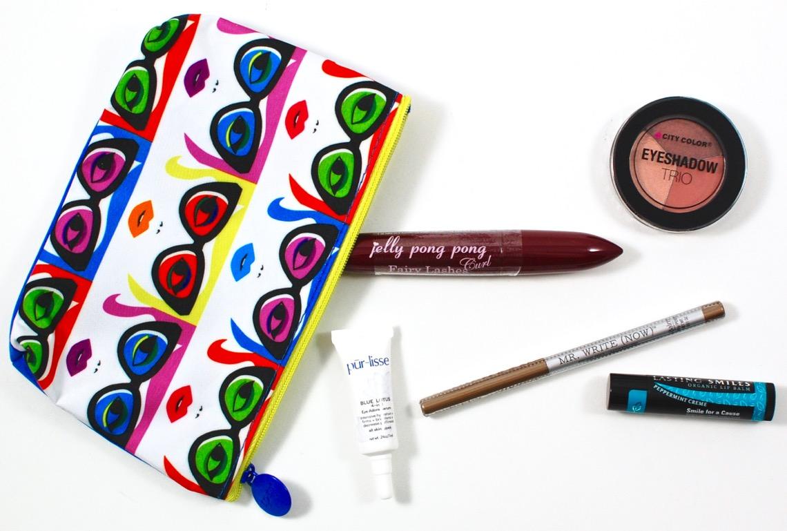 Ipsy Glam Bag 2 Little Rosebuds