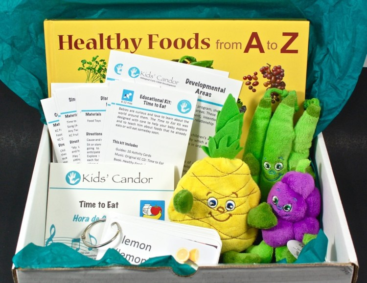 Kids' Candor Bilingual Children's Subscription Box Review & Coupon Code