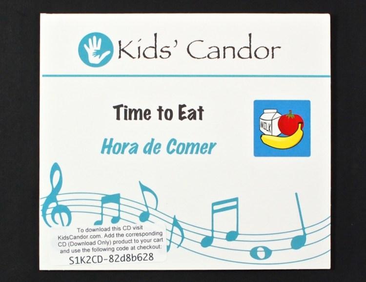 Kids' Candor cd