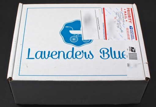 Lavenders Blue box