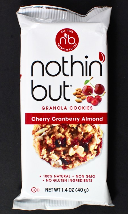 Nothin' But granola cookies