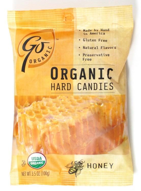 Go organic candies