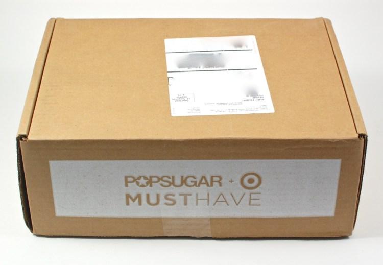 Target + Popsugar box