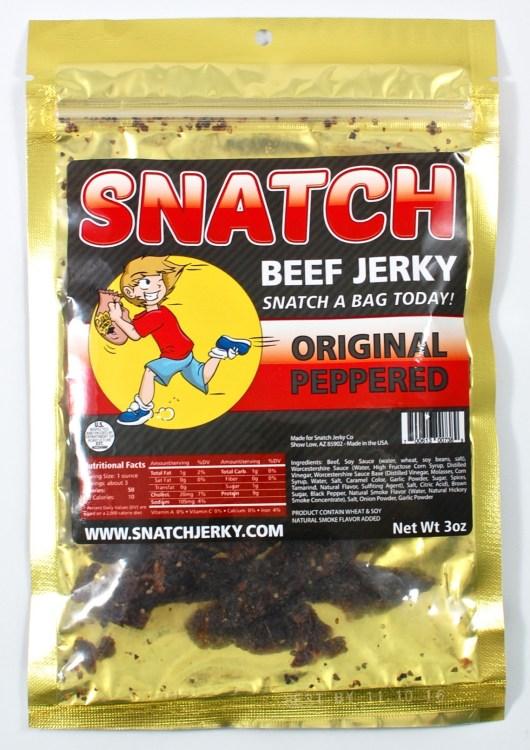 original peppered jerky