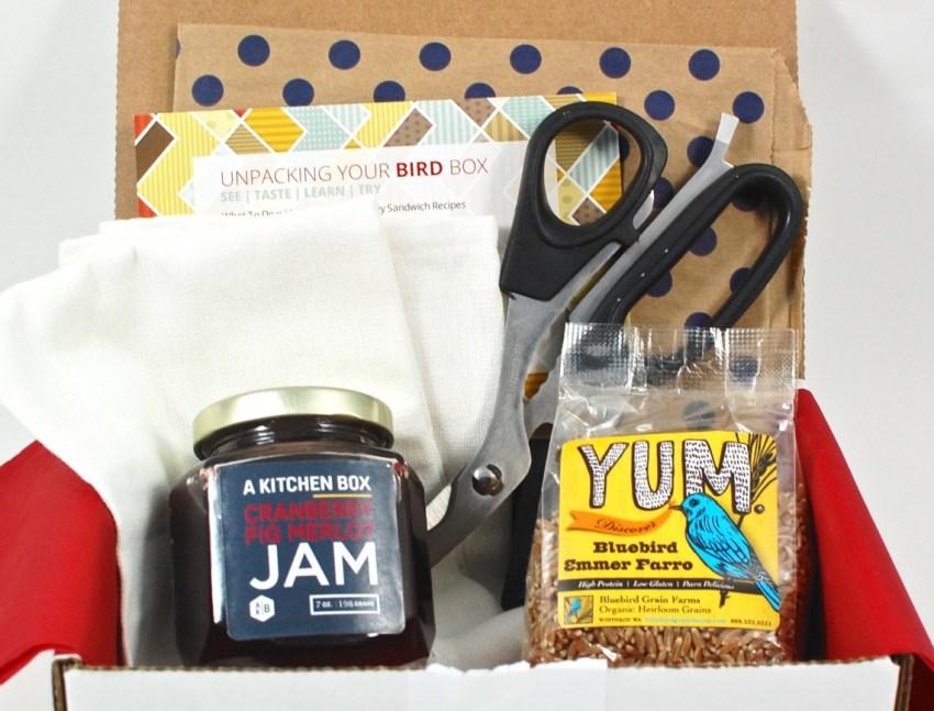 A Kitchen Box bird box review