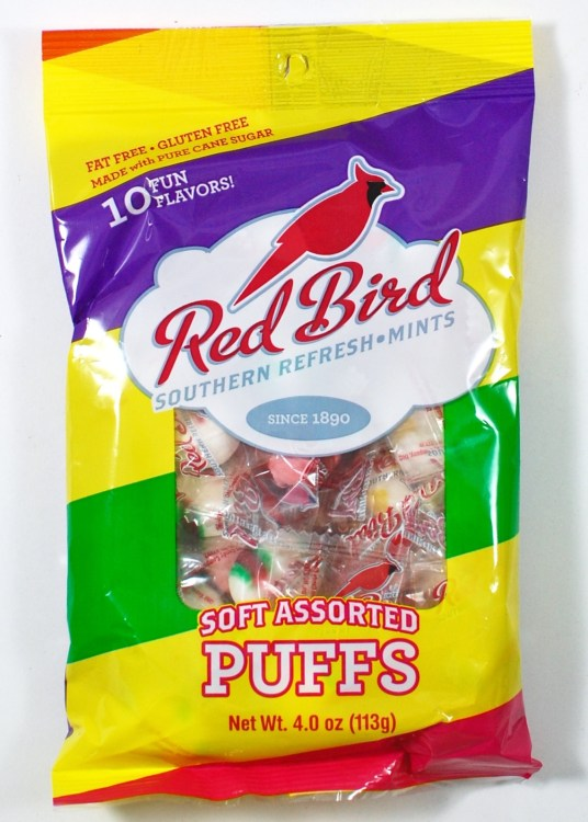 red bird candy