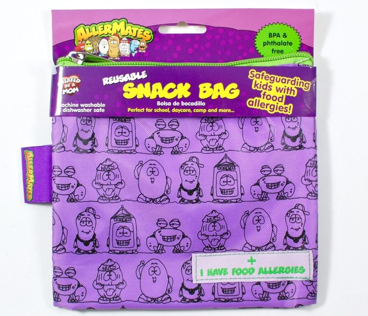 AllerMates snack bag