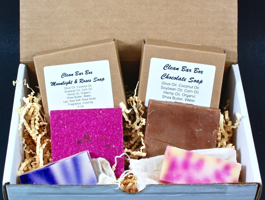 February 2016 Clean Bar Box review