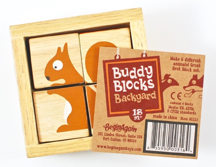 buddy blocks