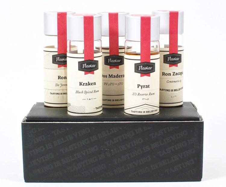 flaviar rum box