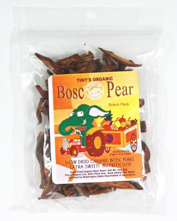 dried bosc pears